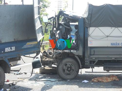 Tai nạn liên hoàn trên Đại lộ Thăng Long, 4 người thương vong ảnh 5