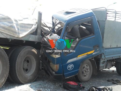 Tai nạn liên hoàn trên Đại lộ Thăng Long, 4 người thương vong ảnh 6