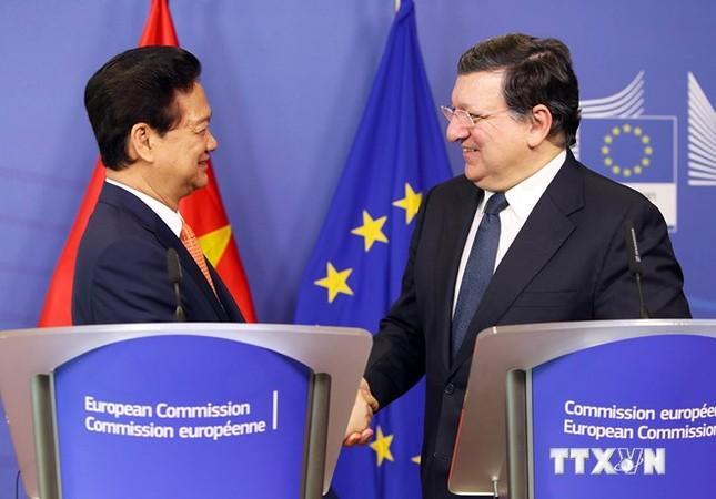 Thủ tướng kết thúc tốt đẹp chuyến thăm chính thức Bỉ, EU ảnh 1