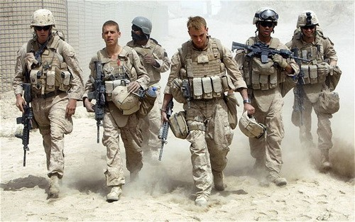 Đặc nhiệm Mỹ đầu tiên thiệt mạng trong chiến dịch chống IS ảnh 1