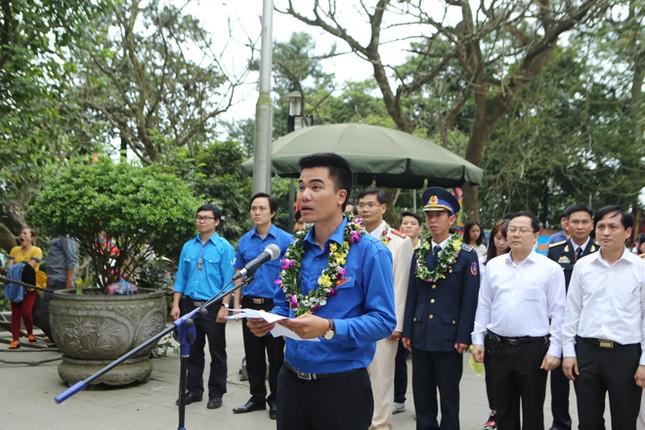 Gương mặt trẻ Việt Nam tiêu biểu báo công Vua Hùng ảnh 20