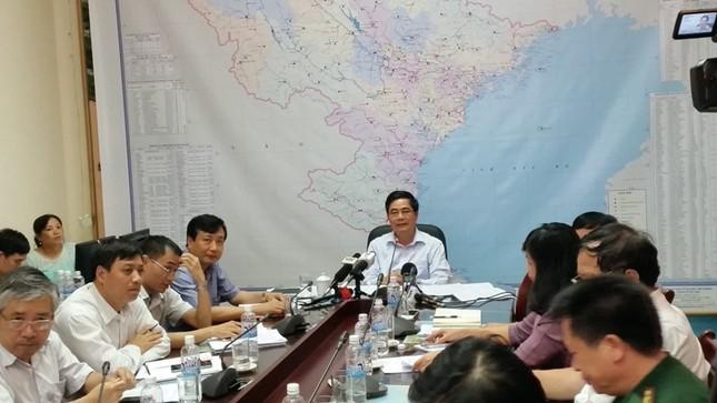 Bão số 1 dự kiến đổ bộ vào Quảng Ninh đêm nay ảnh 1