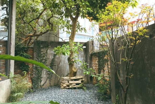 Nhà không sơn trát khiến hàng xóm tò mò ở Vĩnh Phúc ảnh 10