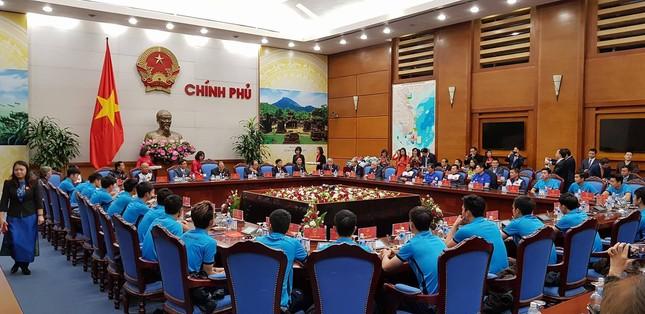 Thủ tướng: U23 Việt Nam đã vô địch trong 90 triệu con tim ảnh 129