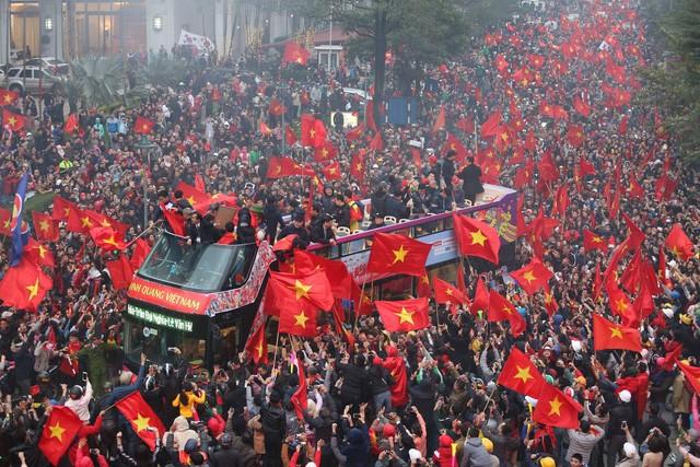 Thủ tướng: U23 Việt Nam đã vô địch trong 90 triệu con tim ảnh 126