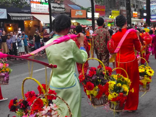 Tết Nguyên tiêu người Hoa ở quận 5 nhận Bằng Di sản văn hóa phi vật thể quốc gia ảnh 6