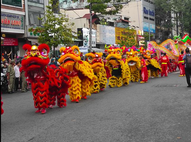 Tết Nguyên tiêu người Hoa ở quận 5 nhận Bằng Di sản văn hóa phi vật thể quốc gia ảnh 8