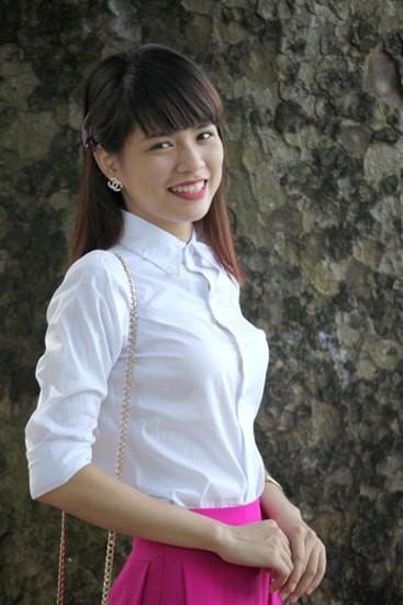 Cô giáo tương lai dự Chung khảo Người đẹp Tây Thiên ảnh 4