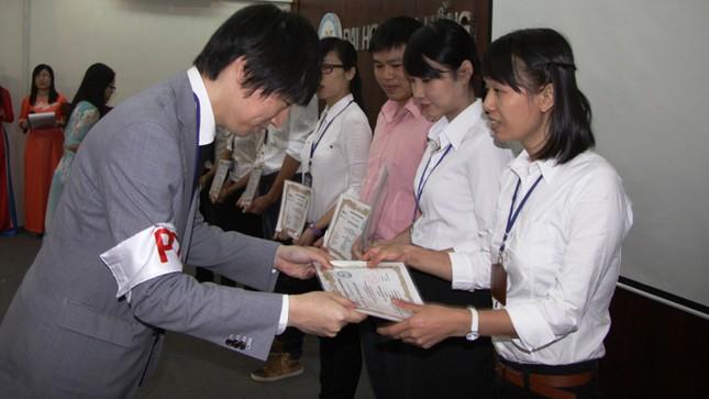 Ngày hội việc làm theo mô hình Nhật Bản ảnh 1