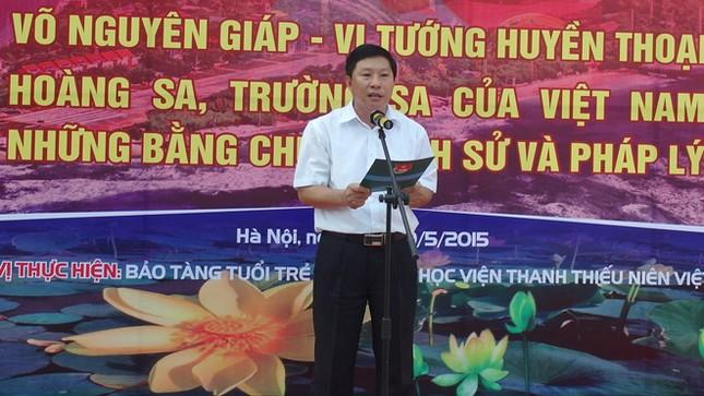 Triển lãm ảnh kỷ niệm 125 năm ngày sinh Chủ tịch Hồ Chí Minh ảnh 1