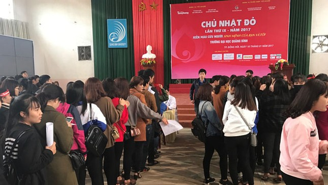 Chủ Nhật Đỏ tại Quảng Bình thành công ngoài mong đợi ảnh 4