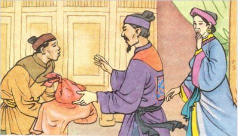 Vị quan nào ở triều Lý từng từ chối cả mâm vàng hối lộ?