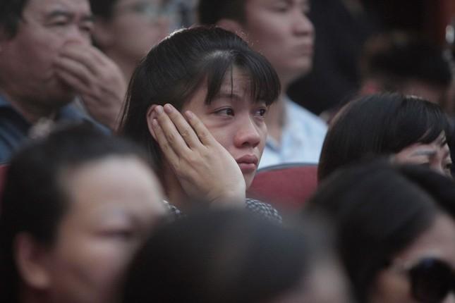 Đồng nghiệp, sinh viên Mỏ - Địa chất thương tiếc Thứ trưởng Lê Hải An ảnh 1