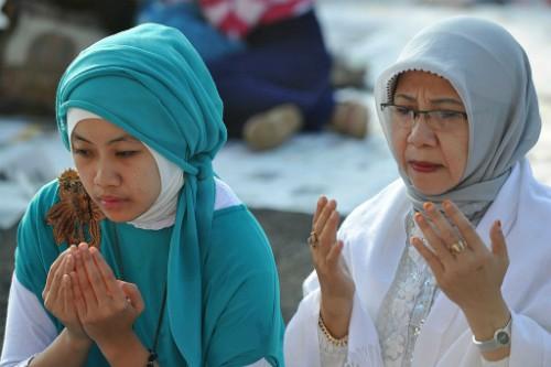 Tôn giáo nào được nhiều người Indonesia theo nhất thế giới?