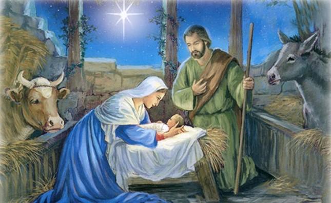 Lễ giáng sinh để kỉ niệm ngày sinh của ai?