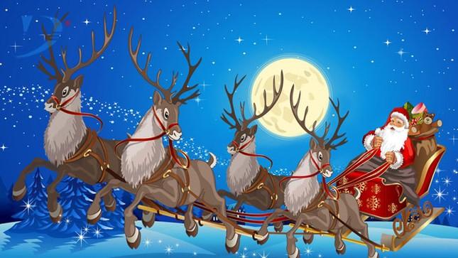 Con tuần lộc dẫn đường (con thứ 9) tên gì? Tại sao ông già Noel chọn nó làm con dẫn đường?