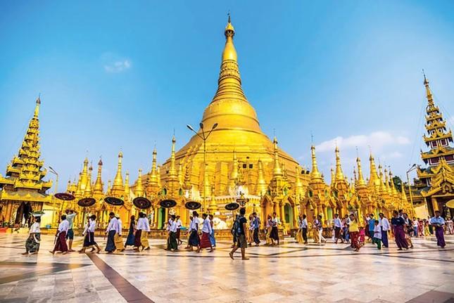 Myanmar có diện tích lớn thứ mấy Đông Nam Á?