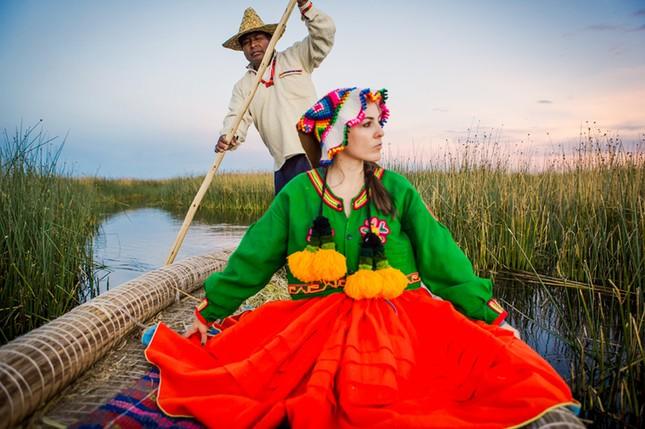 Nhìn phụ nữ Peru có còn độc thân hay không thì nhìn vào cái gì?