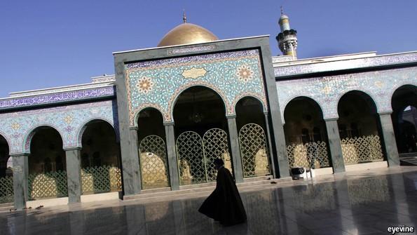 Iraq là quốc gia theo đạo nào là chính?