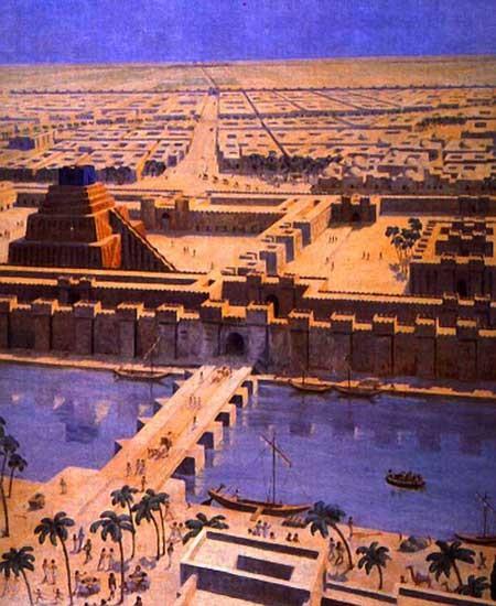 Vườn treo là công trình duy nhất trong số Bảy kỳ quan thế giới cổ đại mà vị trí vẫn chưa được xác định chính xác?