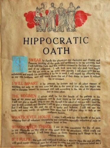 1001 thắc mắc: Bác sĩ đầu tiên của y học hiện đại trên thế giới là ai? ảnh 1