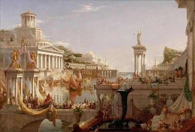 Rome ban đầu được gọi là?