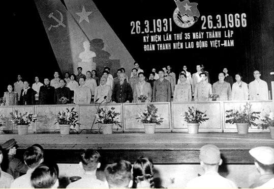 """Tên gọi 'Đoàn Thanh niên Cộng sản Hồ Chí Minh"""" là từ năm nào?"""
