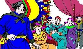 Vua nào được cho là người đã phá nát cơ đồ nhà Lý?