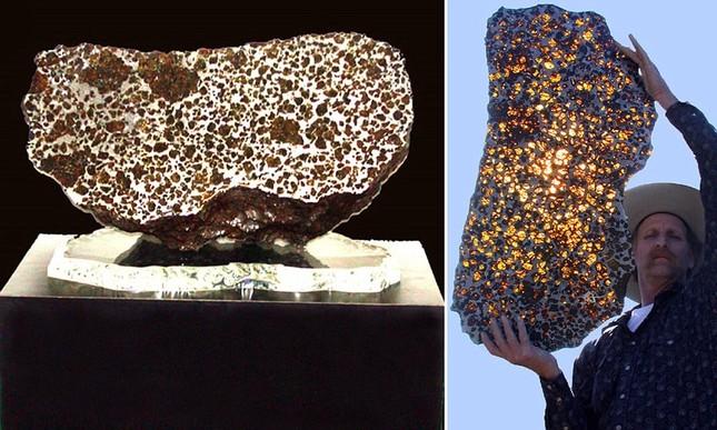 Năm 2000, một thiên thạch tên là Fukang trị giá khoảng 1,5 triệu bảng Anh được tìm thấy ở đâu?
