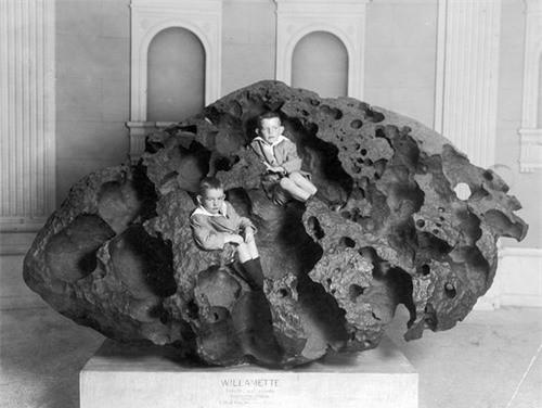 Thiên thạch lớn nhất thế giới từng được tìm thấy ở Mỹ nặng bao nhiêu tấn?