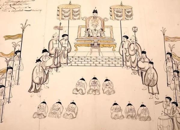 Vua Lê Thần Tông có tên húy là gì?
