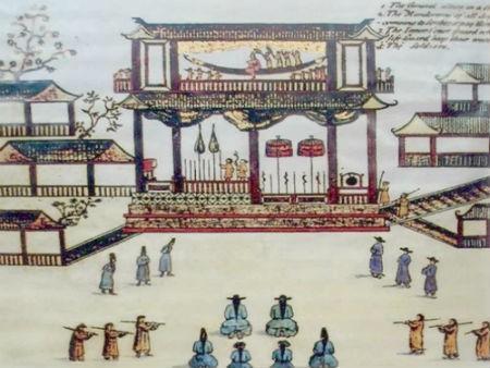 Vua Lê Thần Tông đã nhường ngôi cho con là vị vua nào?