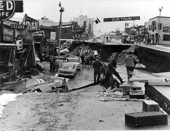 Trận động đất mạnh nhất trong lịch sử Hoa Kỳ và Bắc Mỹ diễn ra vào năm nào?
