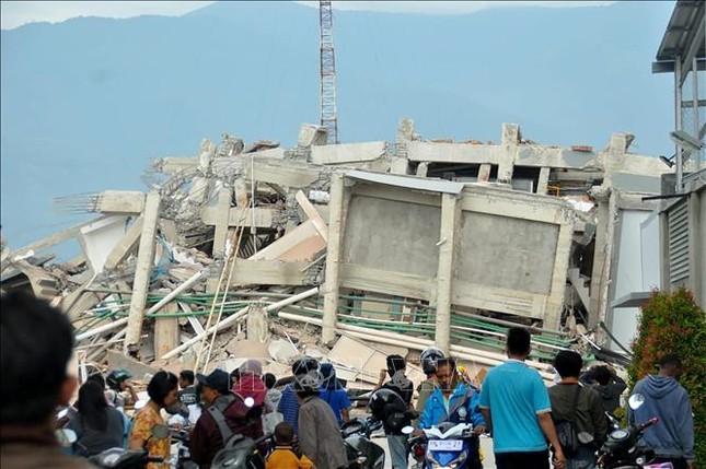 Động đất và sóng thần tại Indonesia năm 2004 tương đương với năng lượng của bao quả bom nguyên tử từng thả xuống Hiroshima?
