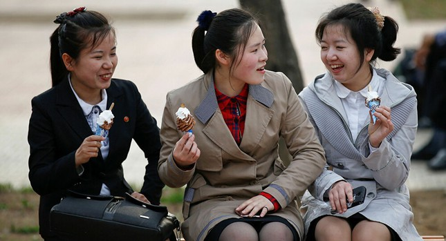 Ở Triều Tiên có Luật cấm phụ nữ?