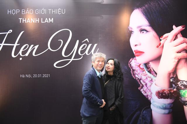 Diva Thanh Lam đã nhận lời cầu hôn của bạn trai ảnh 3