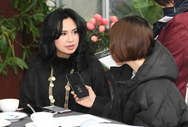 Diva Thanh Lam đã nhận lời cầu hôn của bạn trai ảnh 1