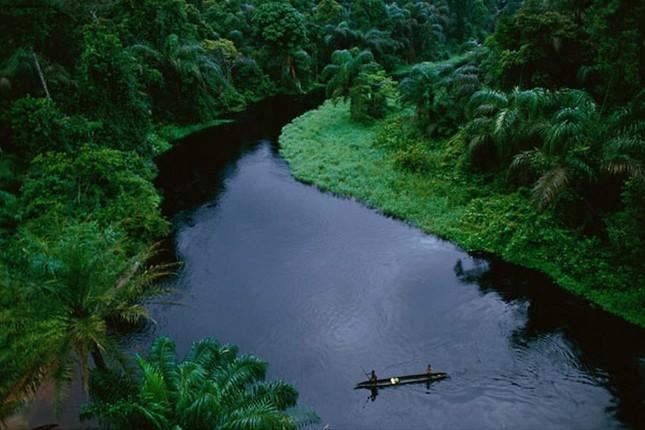 Sông nào sâu nhất thế giới?