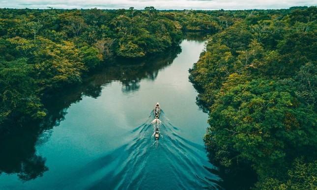Sông nào rộng nhất thế giới?