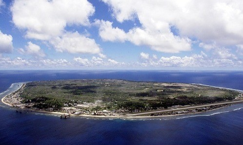 Nauru là đảo quốc nhỏ nhất thế giới?