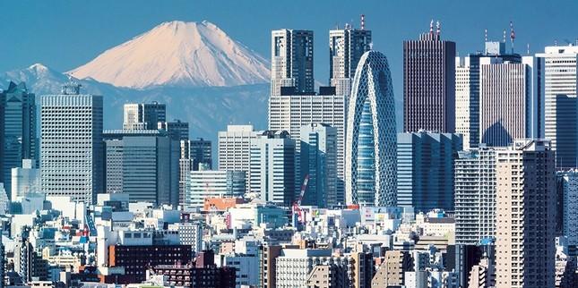 Hiện tại, Nhật Bản chính thức thừa nhận thành phố nào là thủ đô?