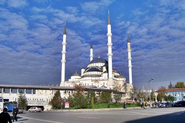 Tên thủ đô của Thổ Nhĩ Kỳ là gì?
