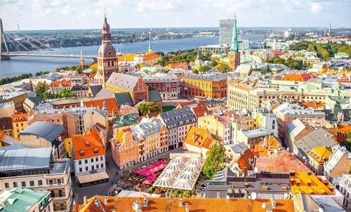 Thủ đô của Latvia là?