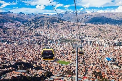 Thủ đô nước nào cao nhất thế giới?