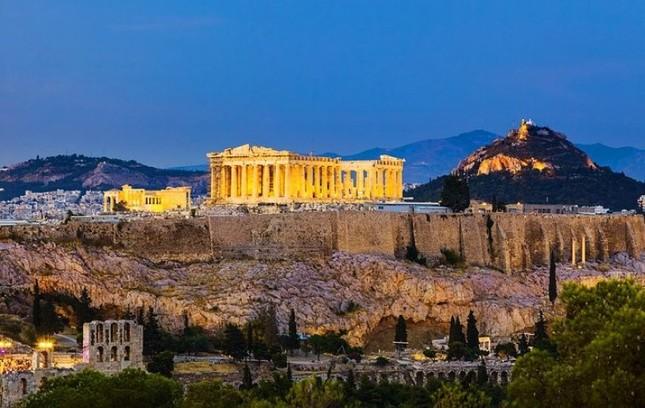 Thành phố nào lớn nhất Hy Lạp?