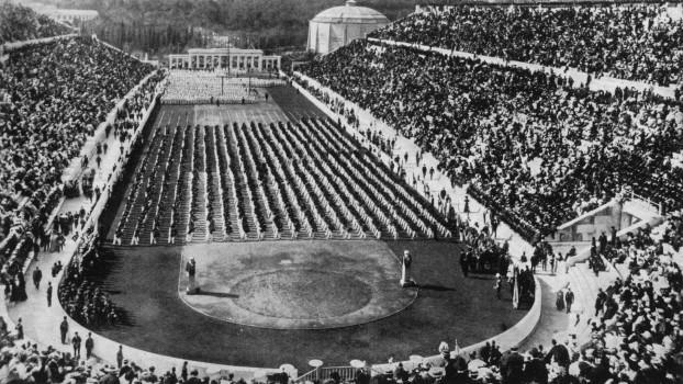 Thế vận hội Olympic hiện đại đầu tiên được tổ chức vào năm nào?
