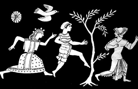 Olympic cổ đại dành cho phụ nữ có tên là gì?