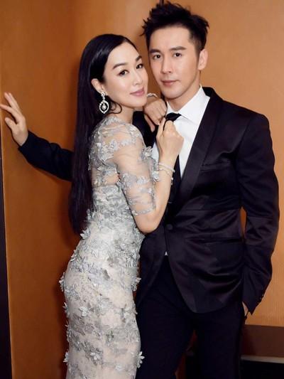 Mỹ nhân gợi cảm nhất Châu Á Chung Lệ Đề rạng rỡ đón sinh nhật tuổi 50 bên chồng trẻ ảnh 8