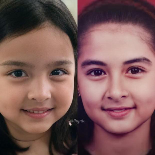 Mê mẩn bức hình 'mỹ nhân đẹp nhất Philippines' cùng con gái thu hút triệu like ảnh 1