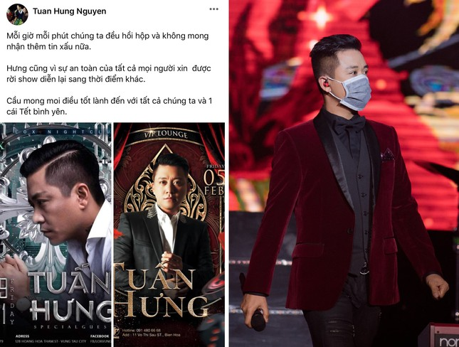 Sao Việt đồng loạt hủy show chung tay chống dịch ảnh 2